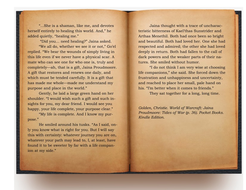 tides of war excerpt